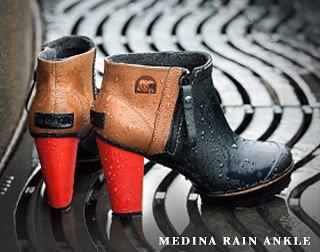 MEDINA RAIN ANKLE