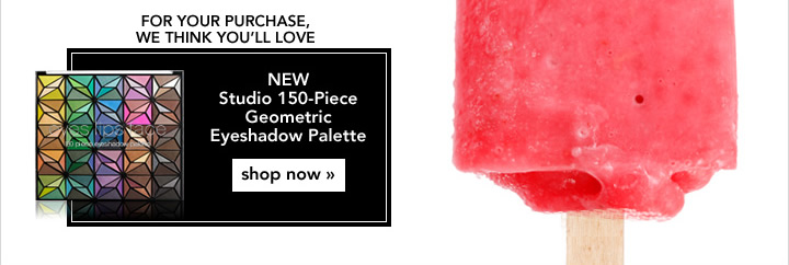 e.l.f. Studio 150-Piece Geometric Eyeshadow Palette