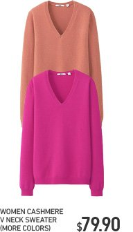 WOMEN V NECK SWEATER