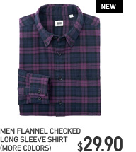 MEN FLANNEL SHIRT