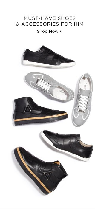 Shoes & Extras For Him