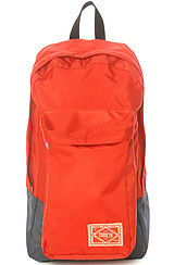 The Commuter Pack in Red & Navy