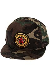 The Gears Snapback in Field Camo