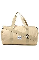 The Sutton Duffle Bag in Khaki