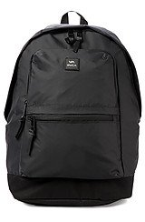 The Canteen Backpack II in Black