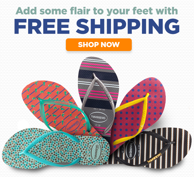 Add some flair to your feet with FREE SHIPPING - SHOP NOW