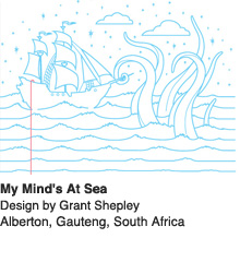 My Mind's At Sea