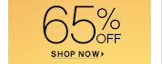 clearance          65% OFF          SHOP NOW