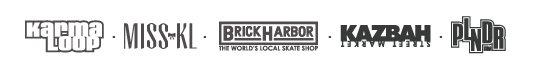 Global Concrete Culture: Karmaloop, Miss KL, Kazbah, Brick Harbor