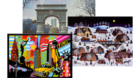 Travel Around The World: Art of Location