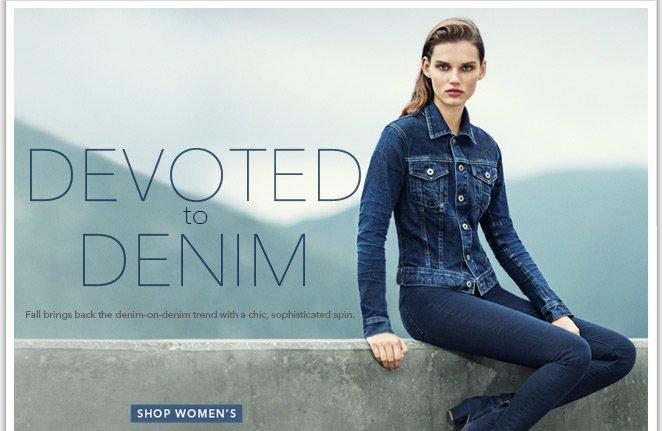 Devoted to Denim - Shop Women's
