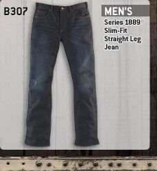 Men's Series 1889 Slim Fit Straight Leg Jean