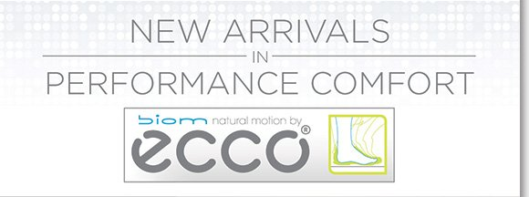 New ECCO BIOM styles have arrived! Try the incredible lightweight performance comfort of BIOM natural motion technology featuring superior support and cushioning. Plus, shop Dansko now and save $25 on a future purchase (ends tomorrow).* Shop online and in-stores at The Walking Company.