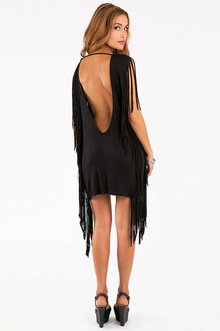 ON THE FRINGE DRESS 35