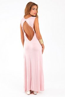 ALL TWISTED MAXI DRESS 29