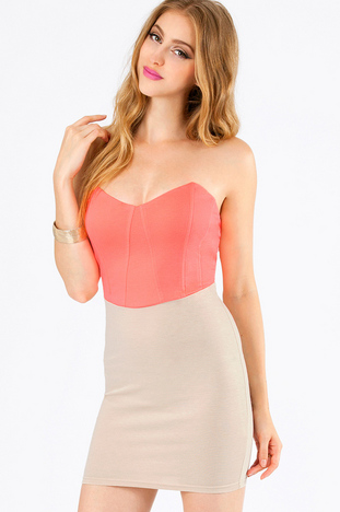 BOOST ME UP DRESS 30