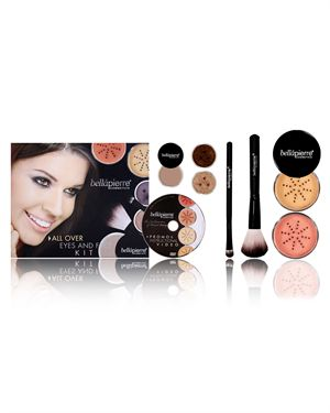 Bellapierre All Over Eyes and Face Kit Made in USA