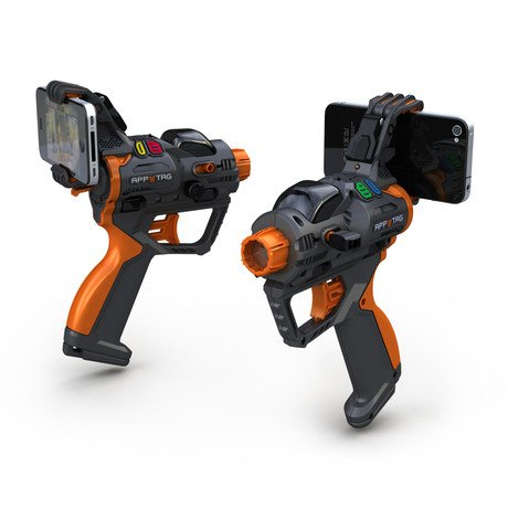 AppTag Laser Tag Gun // iPhone or Galaxy