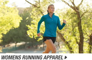 Shop Womens Running Apparel - Promo B