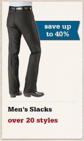 All Mens Slacks on Sale