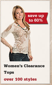 All Womens Clearance Tops on Sale