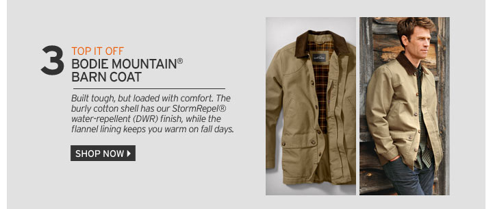 Bodie Mountain® Barn Coat