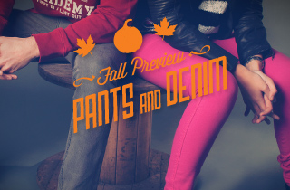 Fall Preview: Pants & Denim