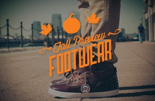 Fall Preview: Footwear