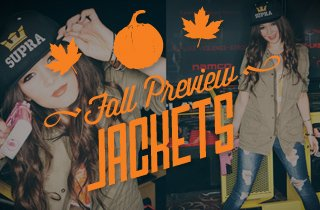Fall Preview: Jackets