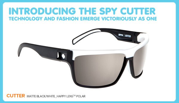 Introducing the SPY Cutter