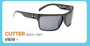 Cutter - Black/Grey