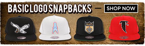 Basic Logo Snapbacks - Shop Now