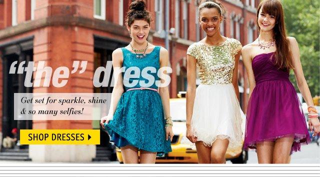 """the"" dress"