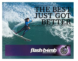 Girl's Flash Bomb - The World's Fastest Drying Wetsuit - Shop Now