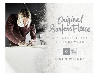 Original Surfer's Fleece - Owen Wright