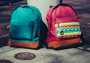 Shop Printed Backpacks from $30 ft. MiPac