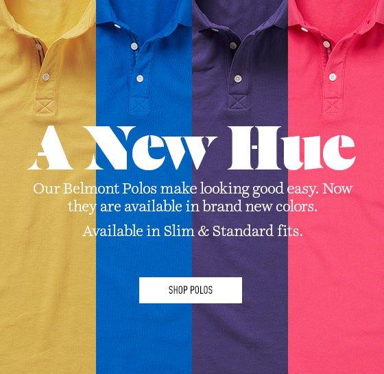 New Polos