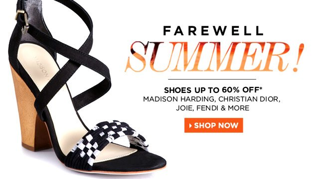 Additional Markdowns on Shoes