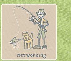 Men's Crusher Tees Networking
