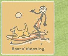 Men's Crusher Tees Board Meeting