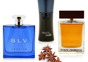 Notable Scents: Spicy & Sharp
