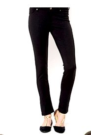 Cutie High-Waisted Straight Leg Pants