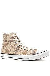 Converse Chuck Taylor All Star Camo Print Sneaker in Safari