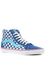 Vans x Haro Sk8-Hi Reissue Sneaker in Freestyler Blue