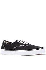 Vans Authentic Sneaker in Black