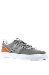 Huf Choice Sneaker in Castlerock Tan