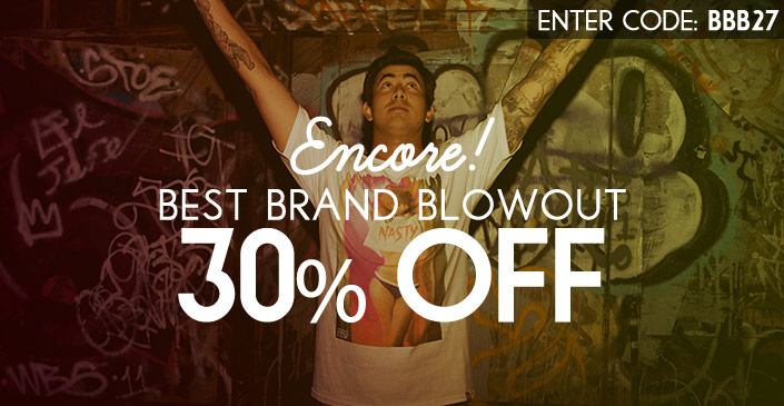 Shop our Best Brand Blowout!