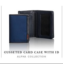Gusseted Card Case With ID - Shop Now