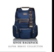 Knox Backpack - Shop Now