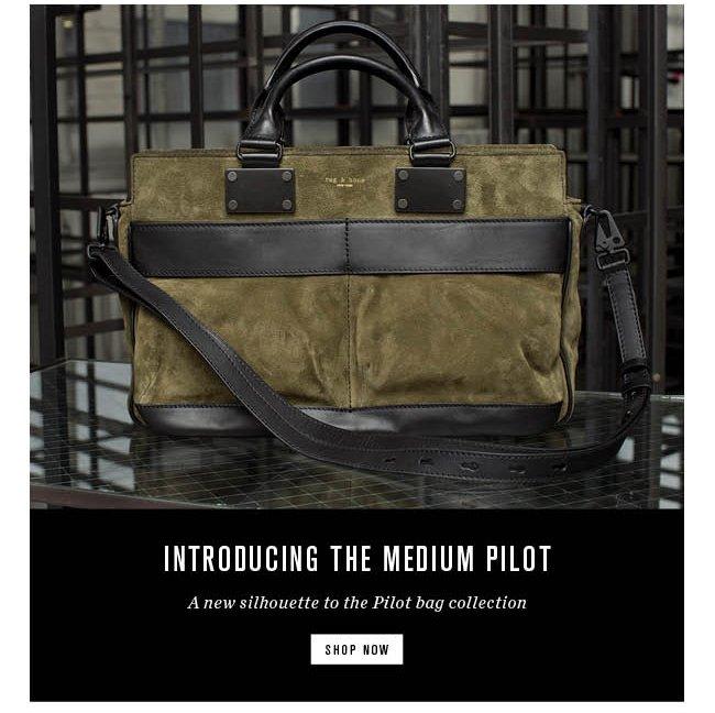 The Medium Pilot